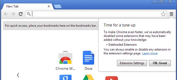 Chrome...