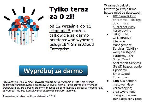 Firma w Chmurze - Cloud Computing za darmo