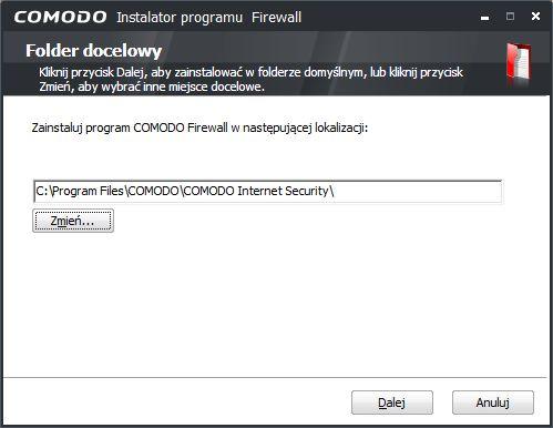 Comodo Personal Firewall 2011