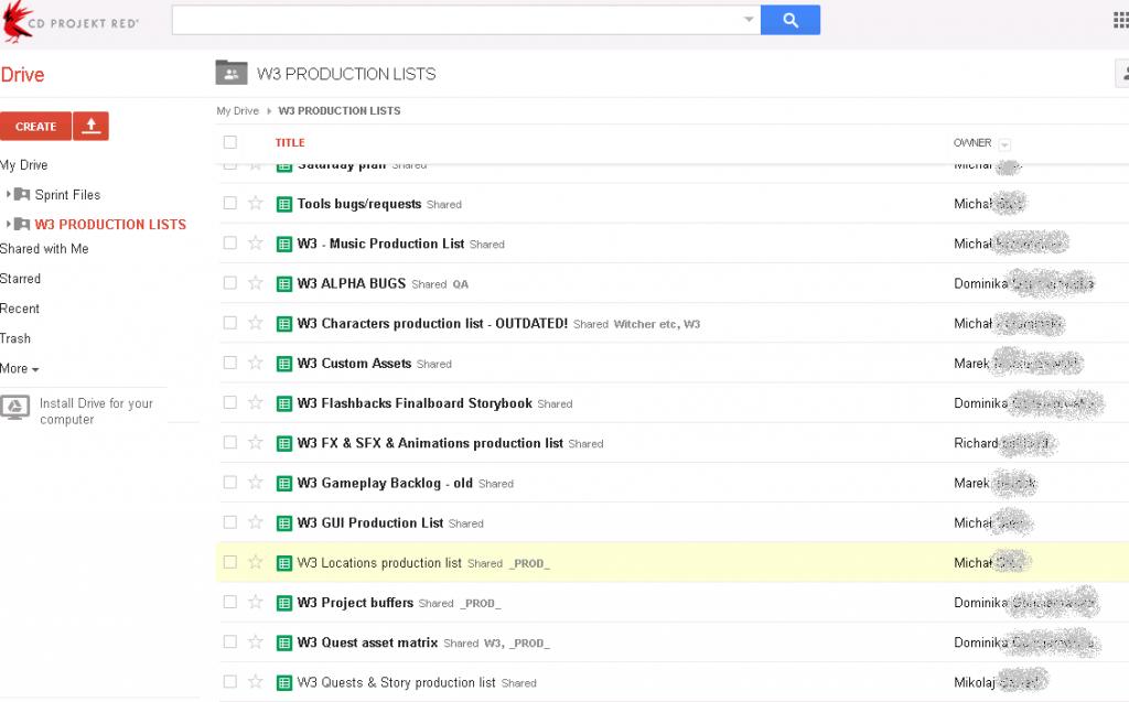 Zrzut ekranu wykonany przez włamywacza