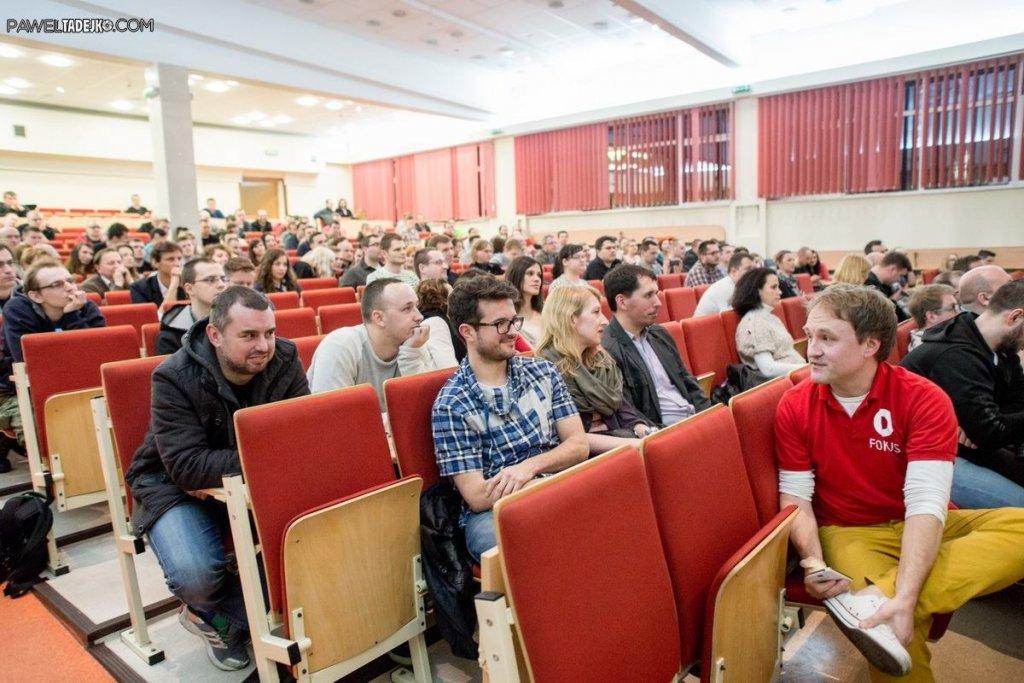 EastCamp Białystok, marzec 2014. Fot. Paweł Tadejko