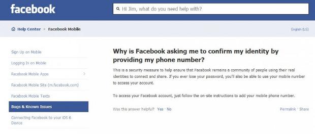 Facebook...