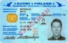 Poliisi Passi Hakemus
