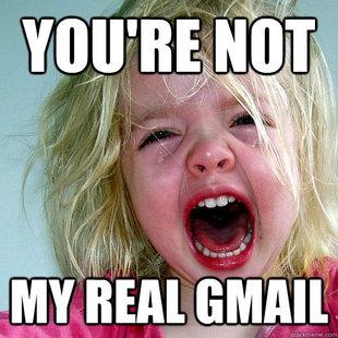 Gmail...