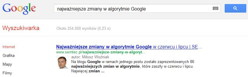 Integracja Google+ ze stroną WWW - rys. 4
