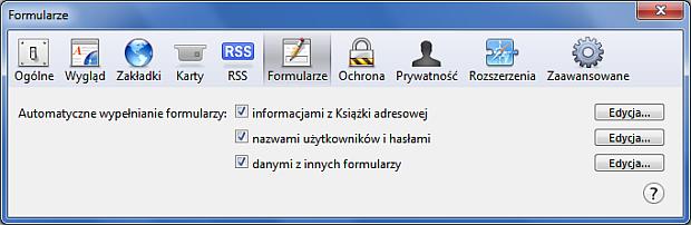 Zarządzanie hasłami w Safari