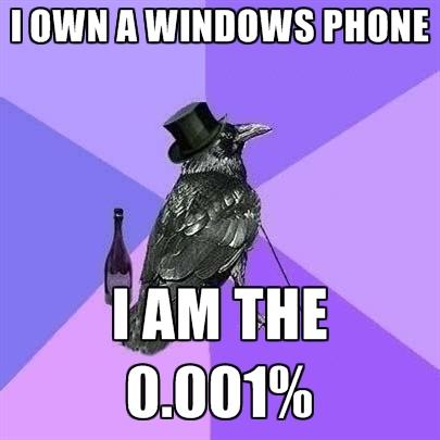 Mam Windows Phone'a