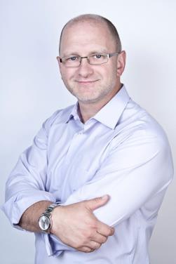 Mariusz Rzepka, dyrektor firmy Fortinet na Polskę, Białoruś i Ukrainę