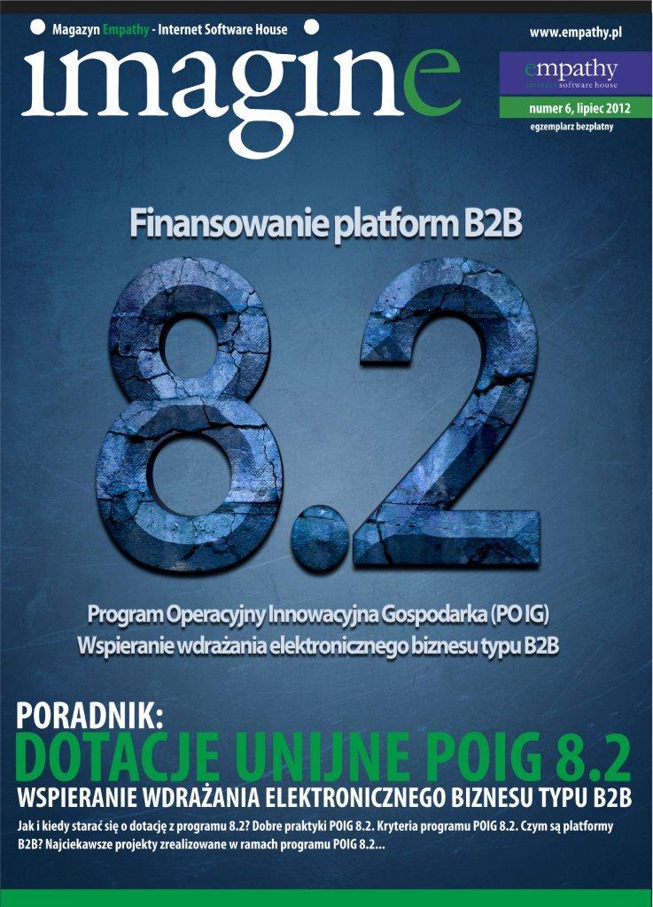 Dotacje unijne PO IG 8.2
