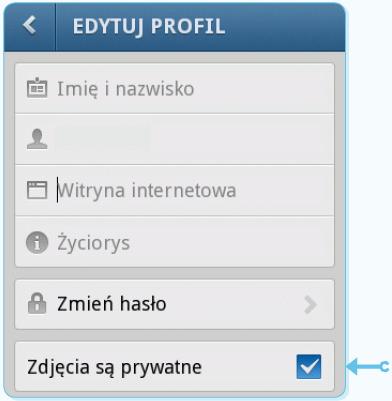 Jak zadbać o swoją prywatność na Instagramie, rys. 4