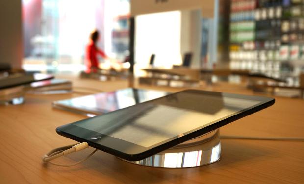 iPad mini...
