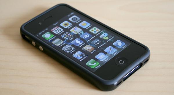 Smartfon iPhone 4...