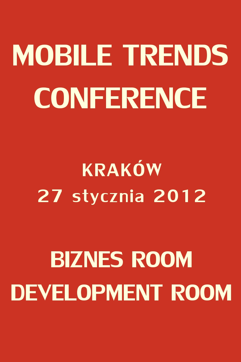 Mobile Trend Conference