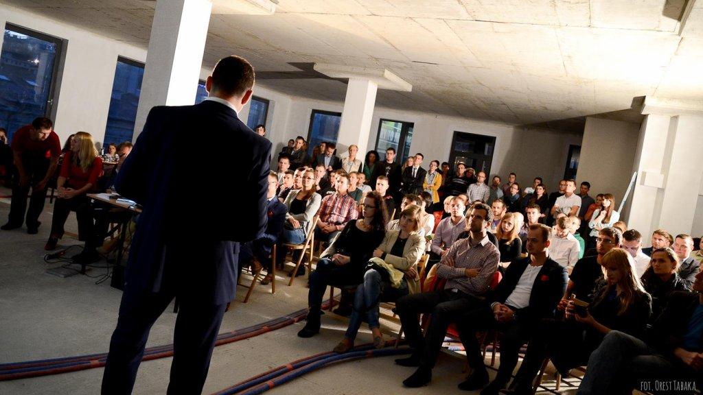 """Spotkanie """"Działam w Lublinie i myślę globalnie"""""""