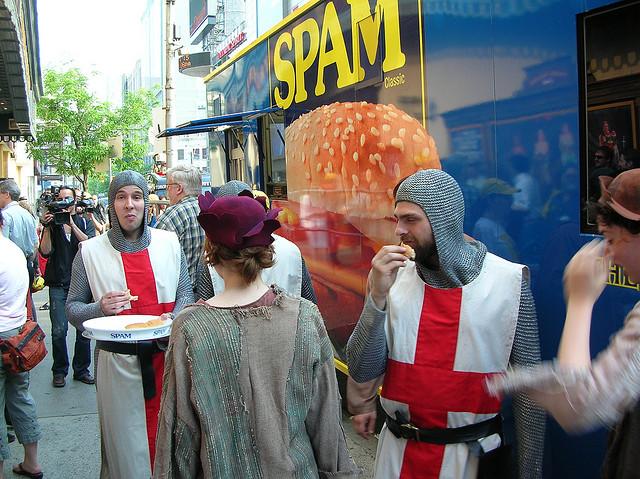 SPAMalot Knights, fot. freezelight