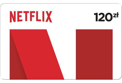 Prezent na Dzień Dziadka. Karta podarunkowa Netflix