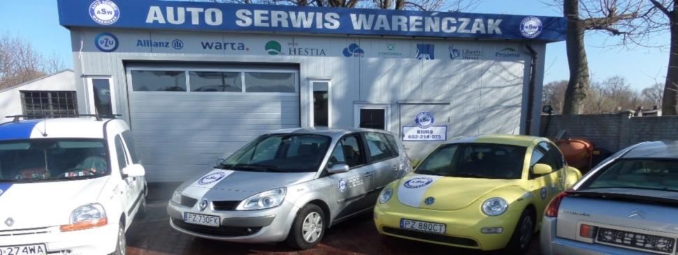 Auto Service Wareńczak - pomoc drogowa