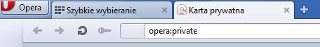 Tryb prywatny w Operze - rys. 2