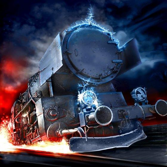 Last Train To Nowhere, Slayer/Ghostown, 2011, 1. miejsce (newschool gfx) na Riverwash 2011