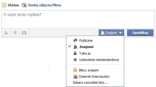 Jak Ogarnac Nowe Ustawienia Prywatnosci Na Facebooku Dziennik Internautow Di Wersja Mobilna