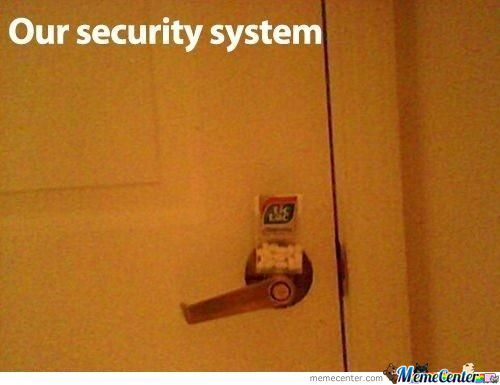 System zabezpieczeń