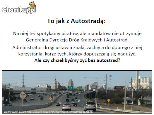 Chomikuj.pl jak autostrada