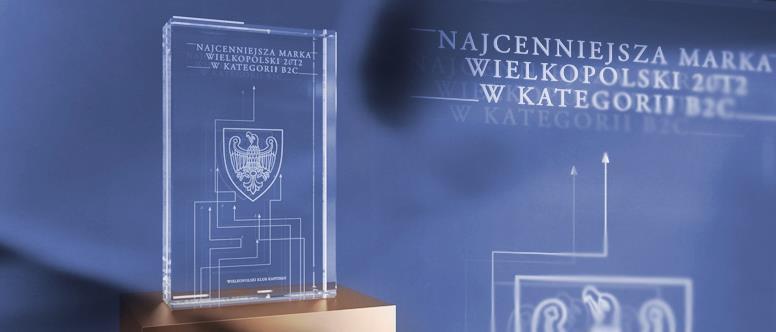 Ranking Najcenniejszych Marek Wielkopolski 2012