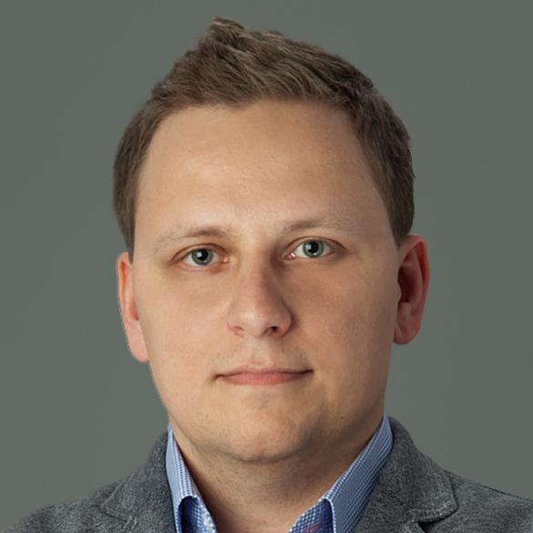 Tomasz Wesołowski, CEO & co-founder w 2040.io