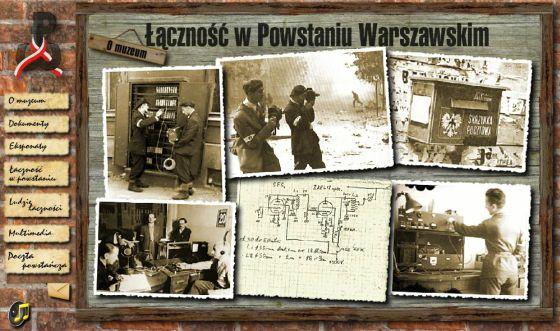 Łączność w Powstaniu Warszawskim