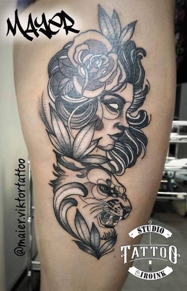 Gdzie Zrobić Tatuaż Jak Wybrać Najlepsze Studio Tatuażu