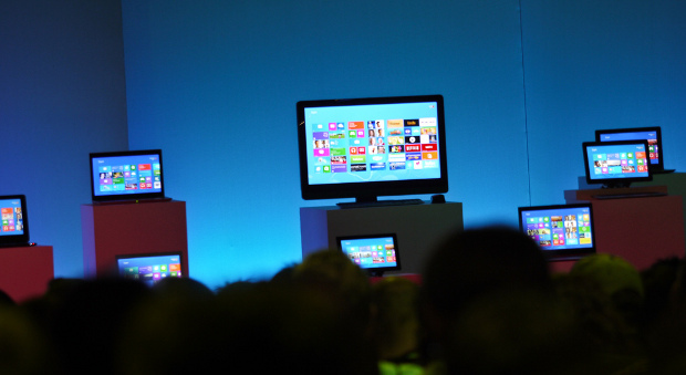 Windows 8...