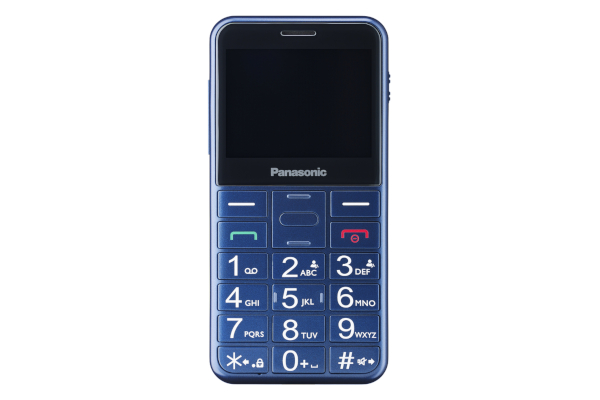 Telefon dla seniora. Panasonic KX-TU