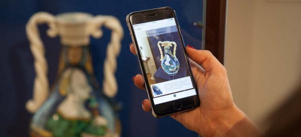 Aplikacja z zastosowaniem AR w Muzeum w Sankt Petersburgu