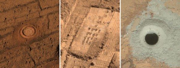 zdjęcia z Marsa