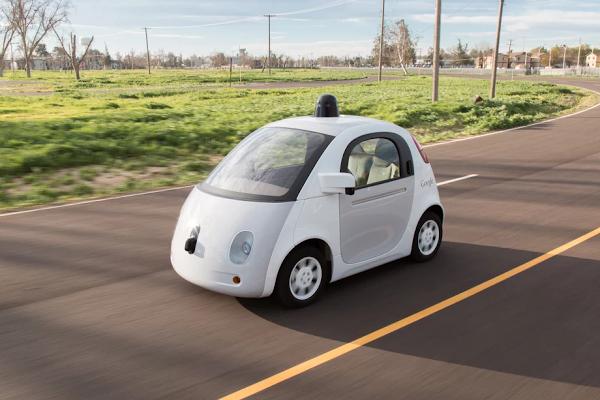 Autonomiczny pojazd Google