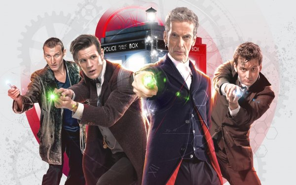 Doctor Who - BitTorrent