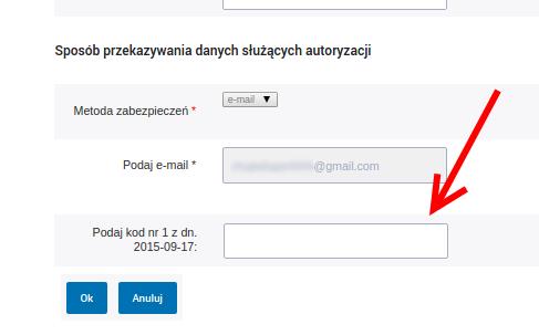 Weryfikacja e-mail