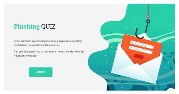 phishing quiz