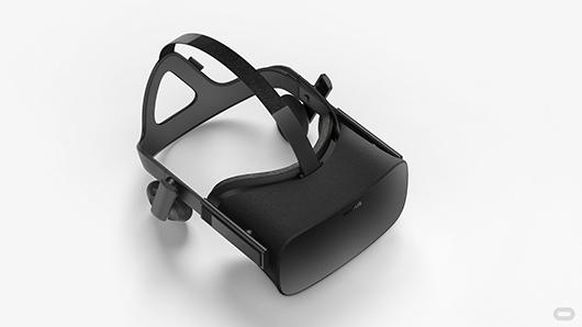 Oculus - zestaw nagłowny