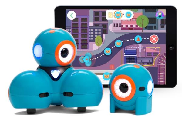 Prezent dla pięciolatki. Roboty Dash i Dot