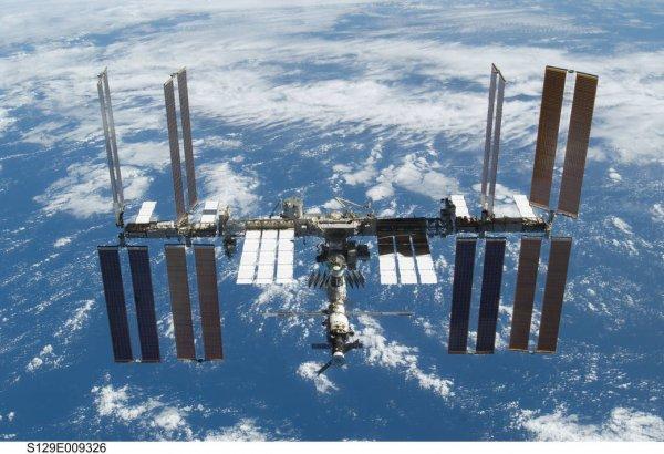 zdj. NASA - ISS