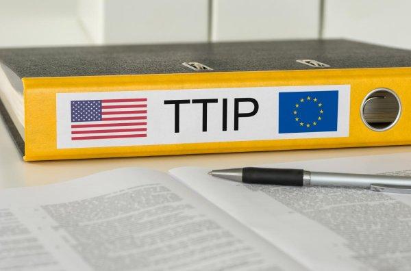 TTIP - dokumenty