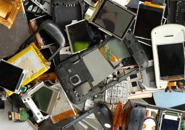 Telefony, części