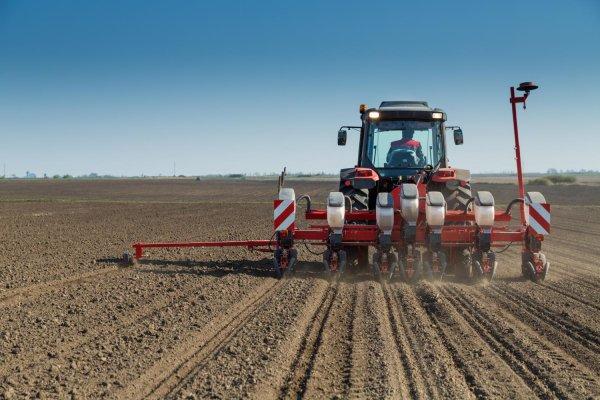 Traktor, rolnik