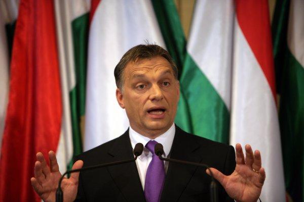 Viktor Orban się wstrzymuje