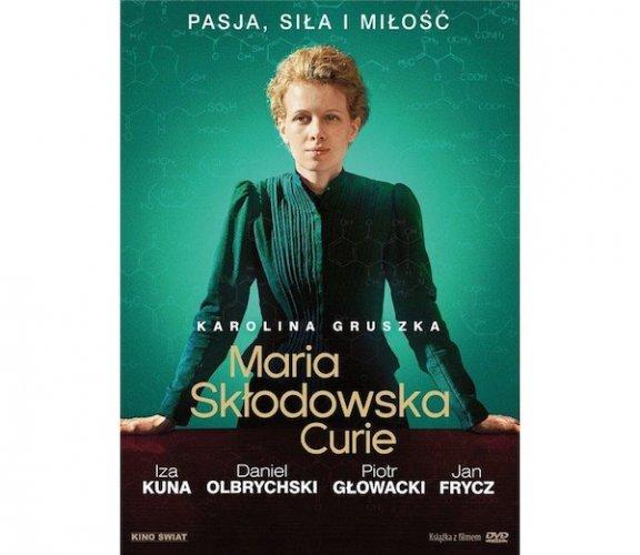 Polskie prezenty. Film DVD Maria Skłodowska-Curie