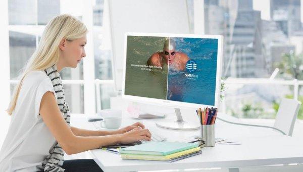 Philips Softblue