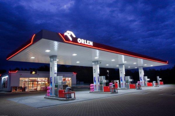 Stacje paliw - PKN Orlen