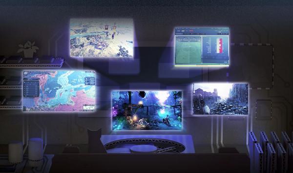 SteamOS - grafika