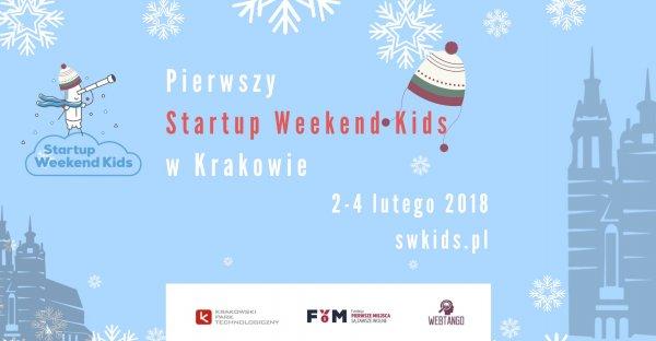 startup weekend kids kraków